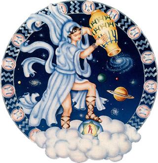 Общий гороскоп водолей